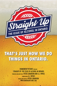 straight up poster-01